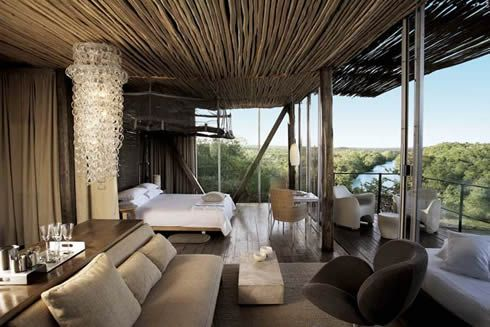 Experience Wildlife, The Luxurious Resort of Singita in Africa