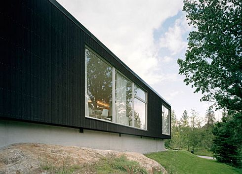 no5 house sweden 2 No.5 House: Stylish minimalist home in the heart of Sweden