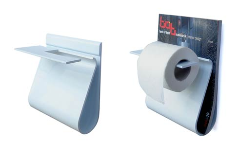 readroll Read & Roll : Elegant Solution for Bathroom Readers