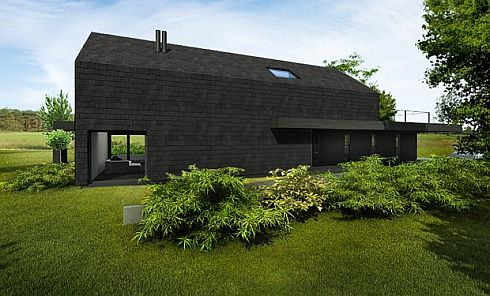 Young Zzang Black S House 2 Residence By Tamizo Architects
