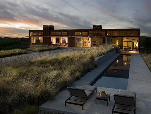 Stunning Sotheby's Home in Santa Ynez