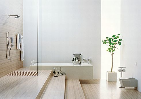toto bathroom collections 2 Bathroom Fixtures from Toto, Oriental Charm at its Modern Best