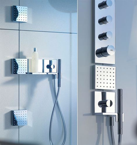 The Axor Starck ShowerCollection