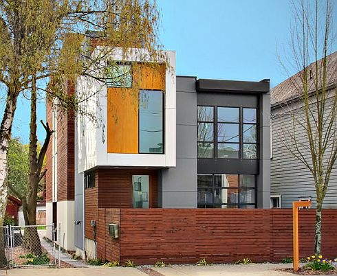 3 homes in 1 by pb elemental 2 Pb Elemental Designs 3 Homes in 1,  in Seattle