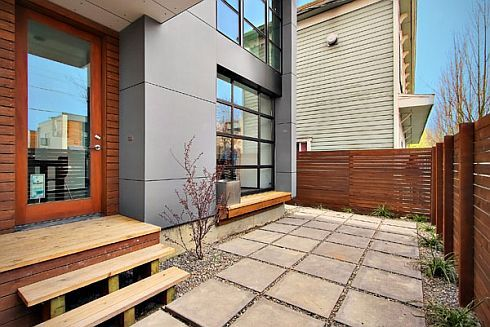 3 homes in 1 by pb elemental 8 Pb Elemental Designs 3 Homes in 1, in Seattle