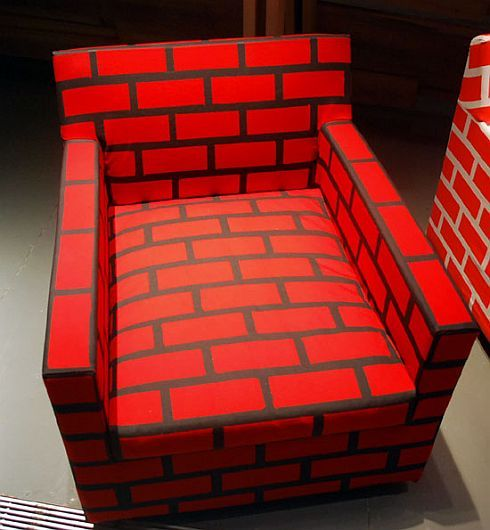 bricks and mortar sofa and chair 1 Bricks & Mortar Sofa and  Chair
