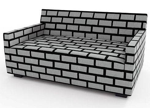 bricks and mortar sofa and chair 4 Bricks & Mortar Sofa and  Chair