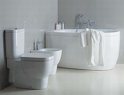 compact bathroom suites by laufen 3 Compact Bathroom Suites by  Laufen
