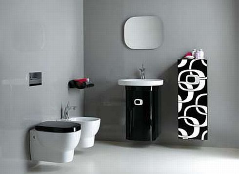 compact bathroom suites by laufen 4 Compact Bathroom Suites by  Laufen