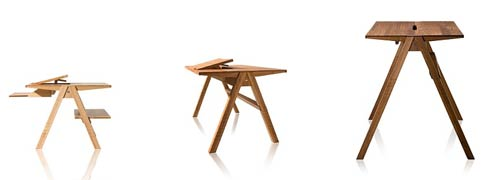 Stilvoll's Crescendo C2 Desk