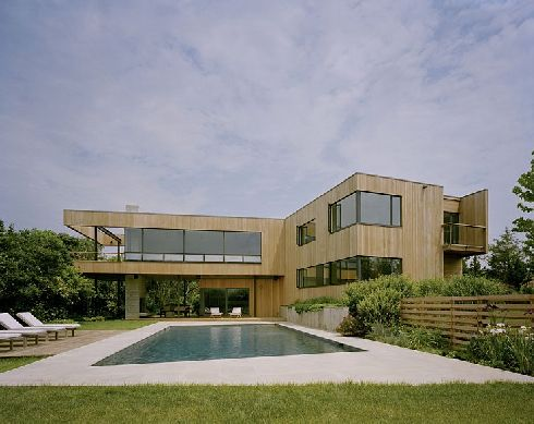 cutler house in montauk new york 2 Cutler House in Montauk, New York