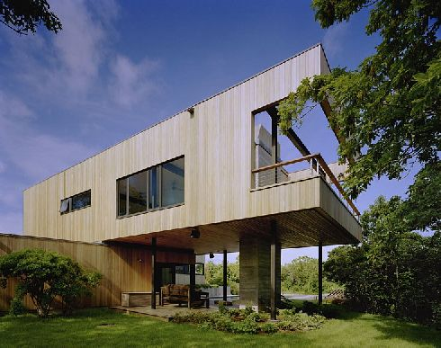 cutler house in montauk new york 7 Cutler House in Montauk, New York