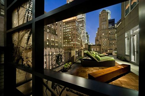 exquisite w hotel in new york 5 Exquisite W Hotel in New York by  BBG BBGM