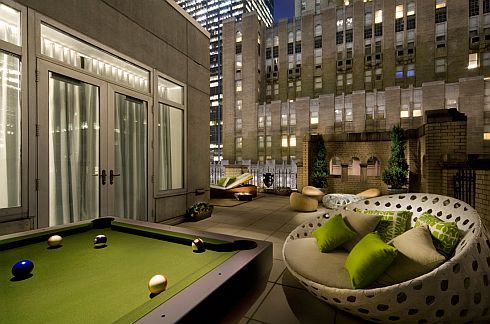 exquisite w hotel in new york 8 Exquisite W Hotel in New York by  BBG BBGM
