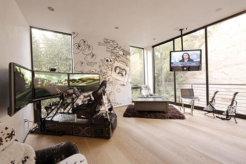 hollywoods house of the year 2 Hollywoods House of the Year   The Ultimate Bachelor Pad?