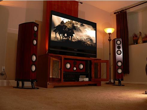 Collect This Idea Home Theater Room Speakers