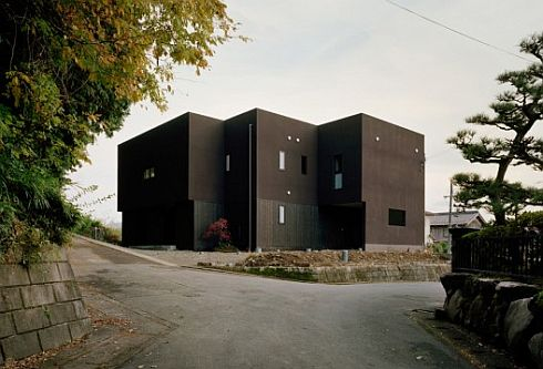 house of vision by kouichi kimura 1 House of Vision by Kouichi  Kimura in Shiga, Japan