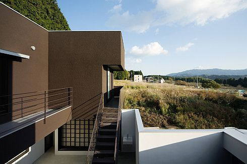house of vision by kouichi kimura 5 House of Vision by Kouichi  Kimura in Shiga, Japan