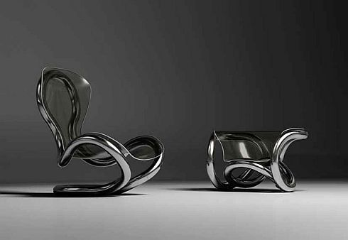 infinity furniture collection 2 Buddhism Inspired Furniture by  Tangle Creations