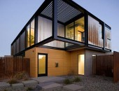 modern house in tempe arizona 1 170x130 Remote, Modern and Impressive: Desert Wing Residence in Arizona