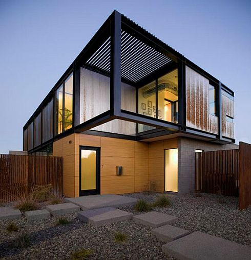 Modern House in Tempe, Arizona