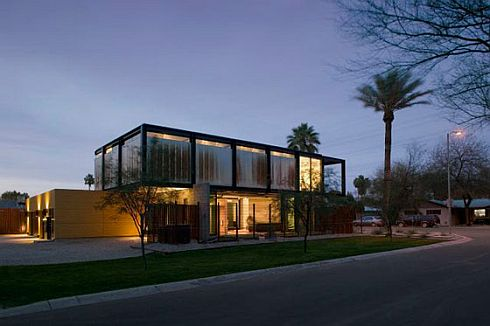 modern house in tempe arizona 5 Modern House in Tempe, Arizona