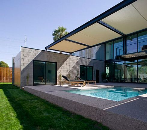 modern house in tempe arizona 7 Modern House in Tempe, Arizona