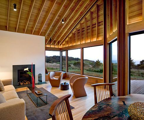 sea ranch residence 4 Mountain and Ocean: Sea Ranch Residence