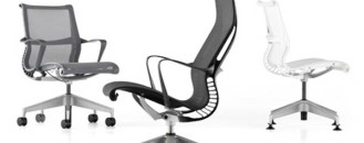 Setu : Herman Miller Newest Office Chair