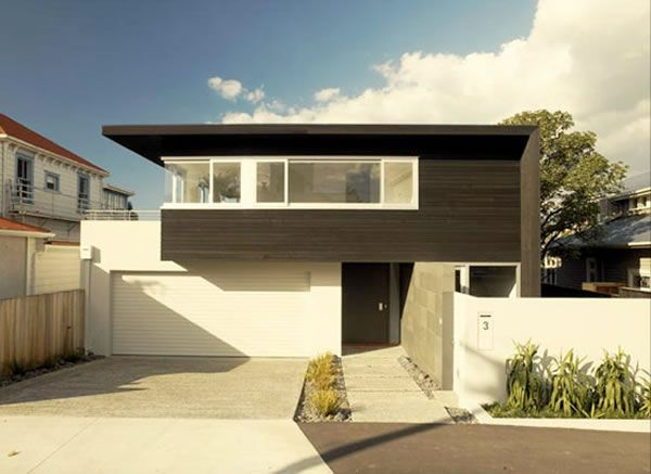 Modern Home in Auckland By Belinda George Architects