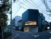 Sakuragawa House by Suppose Design Office 3 170x130 Incredible Office Space Abundant in Light and Great Design