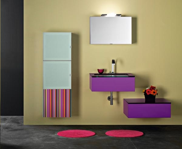 bathroom vanities modern9 Bathroom Vanity Inspiration : Stylish Contemporary Bathroom Vanities