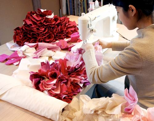 bouquet-manufacture