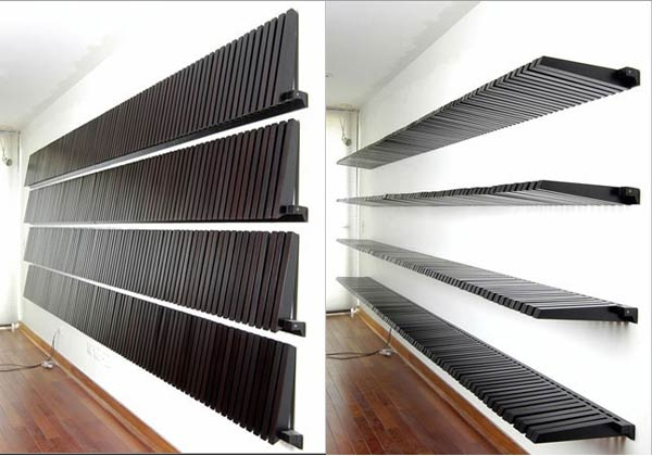 Shelving Only When You Want