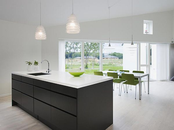 sinus house in denmark by cebra architects 6 Sinus House in Denmark by Cebra Architects