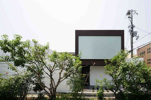 t house by den nen architecture 1 T House by Den Nen Architecture