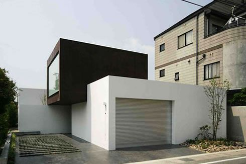 t house by den nen architecture 2 T House by Den Nen Architecture