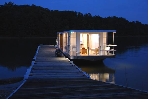 Patio Cruisers - Floor Plans - Pearson's Marine, houseboat sales