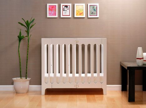 Comfortable Sleeping Environment for your Baby : Alma Urban Cot