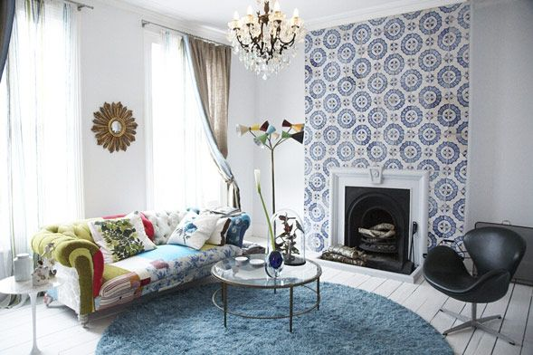 London House Blends Contemporary and Classic in a Very Charismatic Way