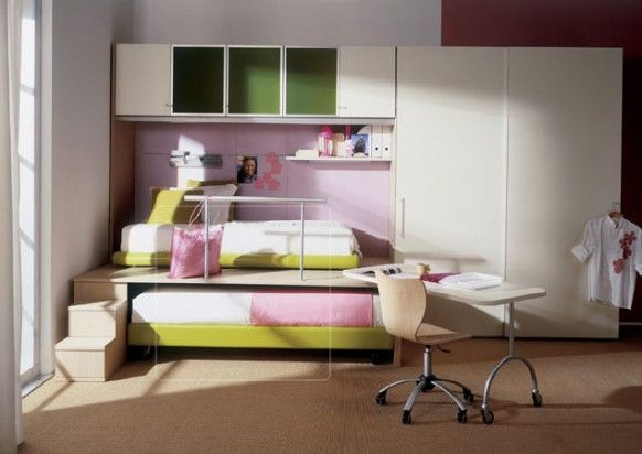 Contemporary Kids Bedroom Design Ideas by Mariani | Freshome.com
