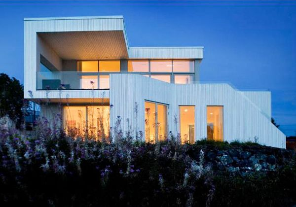 Nordic Architecture: Norwegian Contemporary Villa Design