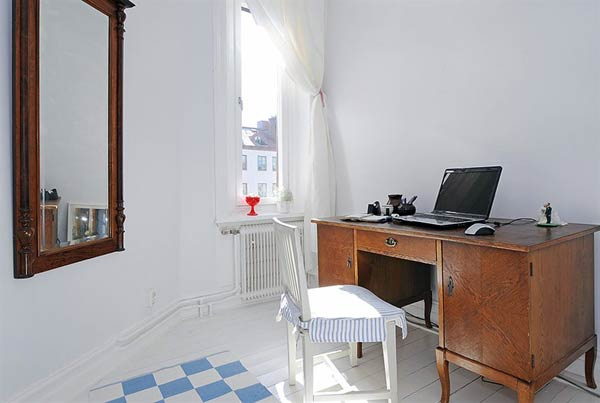 furnished apartment office Beautiful Furnished Apartment in a Finely Restored Property
