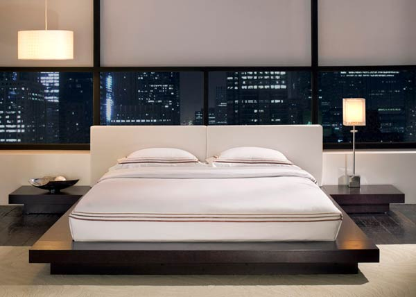 Modern Bedroom Furniture The Aesthetics Of Philosophy