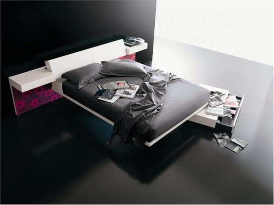 Diaz Collection, Bed Design Ideas from Italians at Prealpi