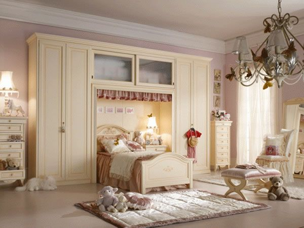 Girls Bedroom Design Ideas by Pm4 2 Girls Bedroom Design Ideas by Pm4, Pampered in Luxury