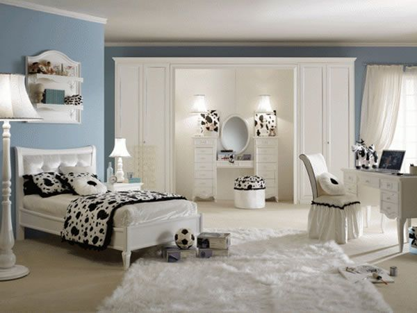 Wonderful Girls Bedroom Design Ideas By Pm4, Pampered In Luxury