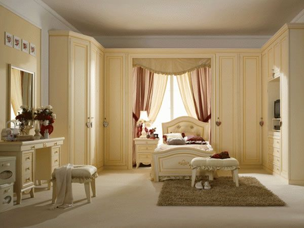 Girls Bedroom Design Ideas by Pm4 5