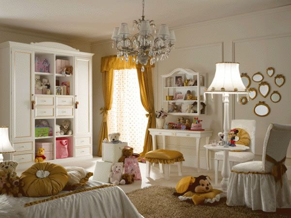 Girls Bedroom Design Ideas by Pm4 6 Girls Bedroom Design Ideas by Pm4, Pampered in Luxury