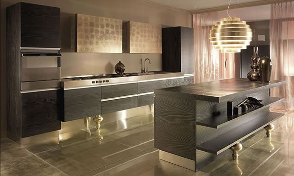 Modern Kitchen Designs by Must Italia
